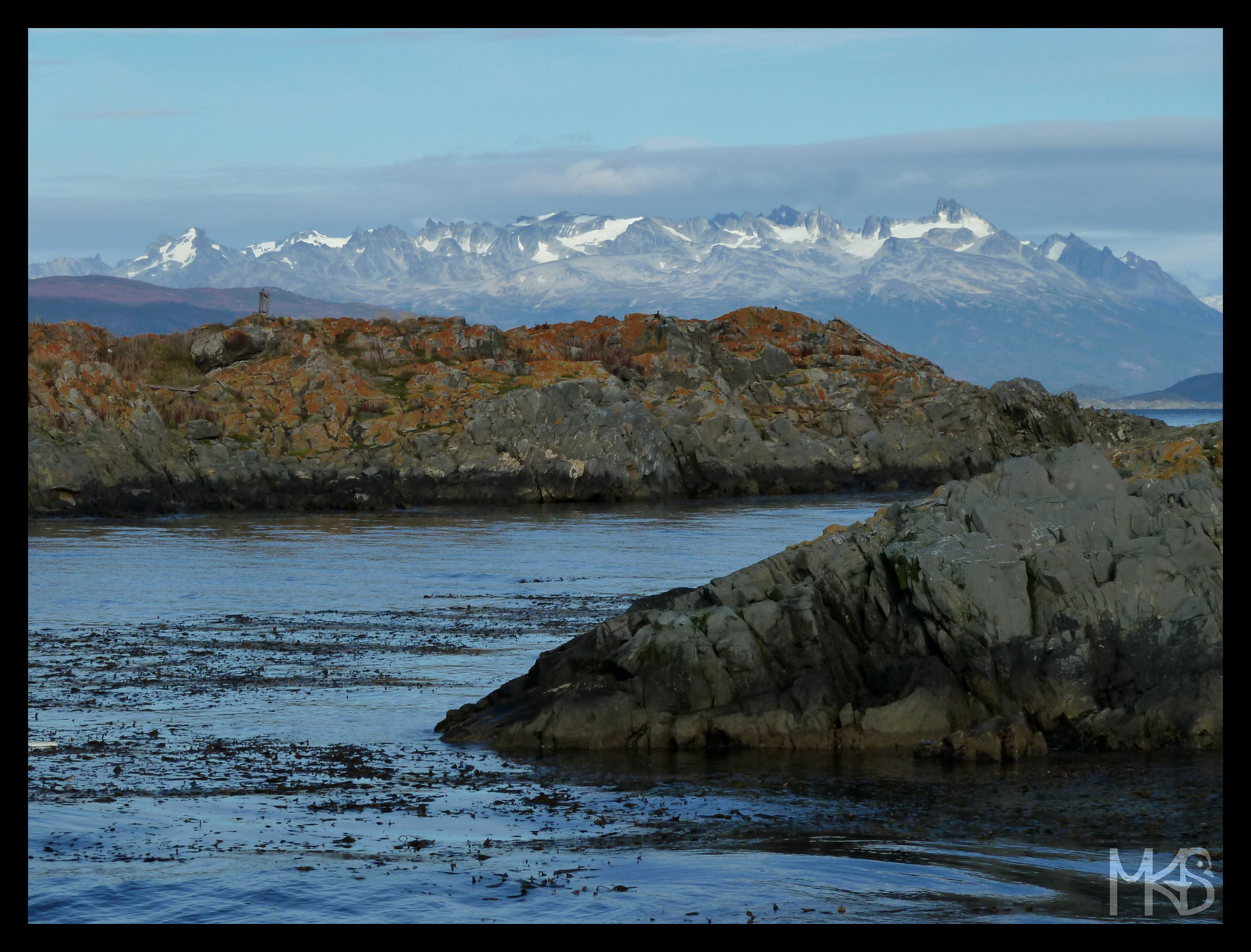 Beagle Channel, Argentina