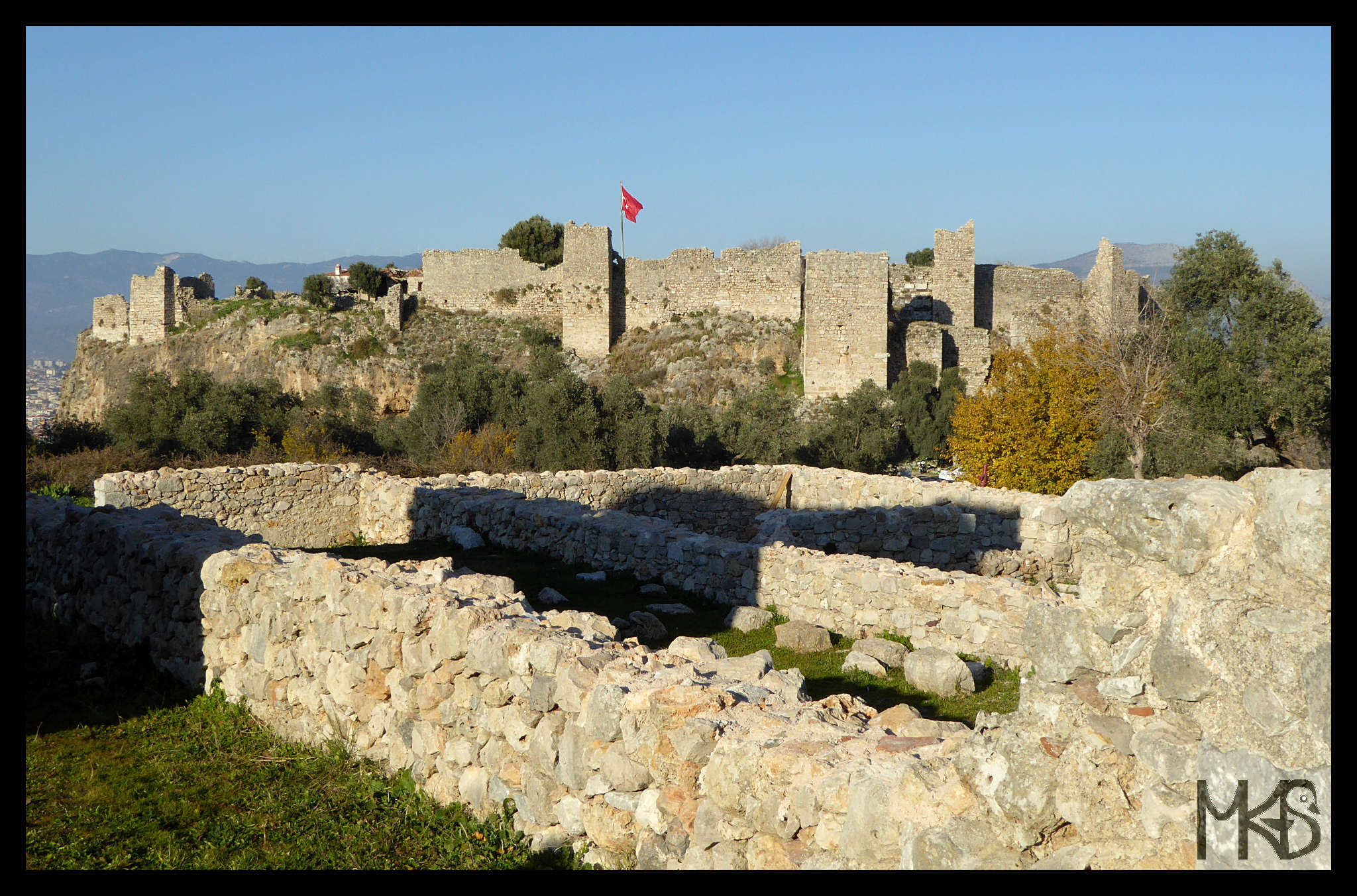 Becin Castle, Turkey