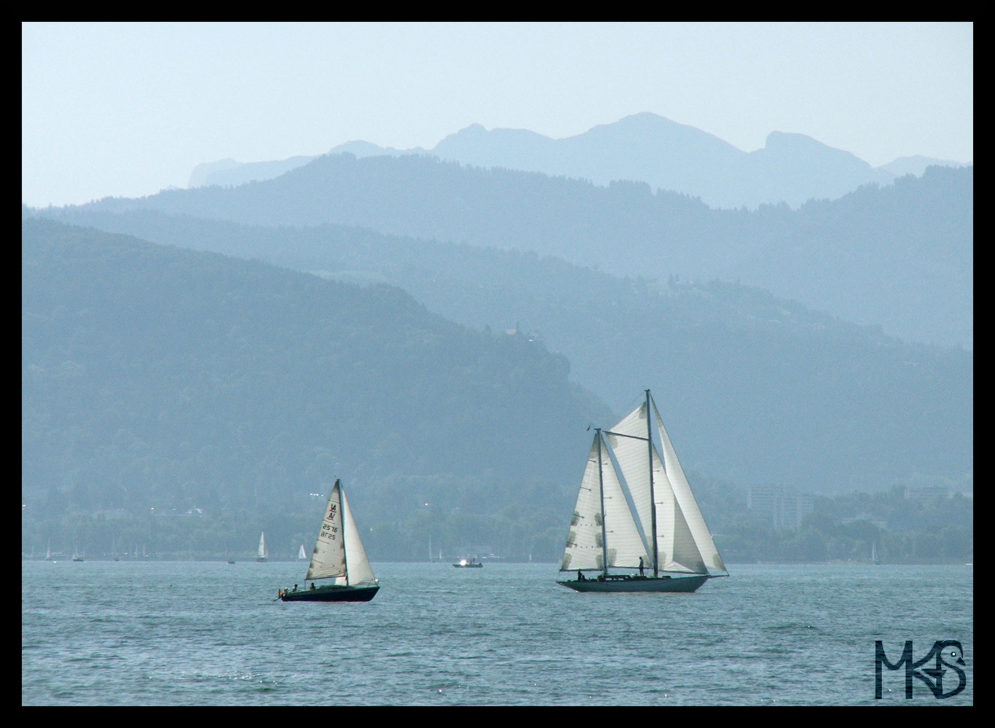 Bodensee (Lake Constance), Germany